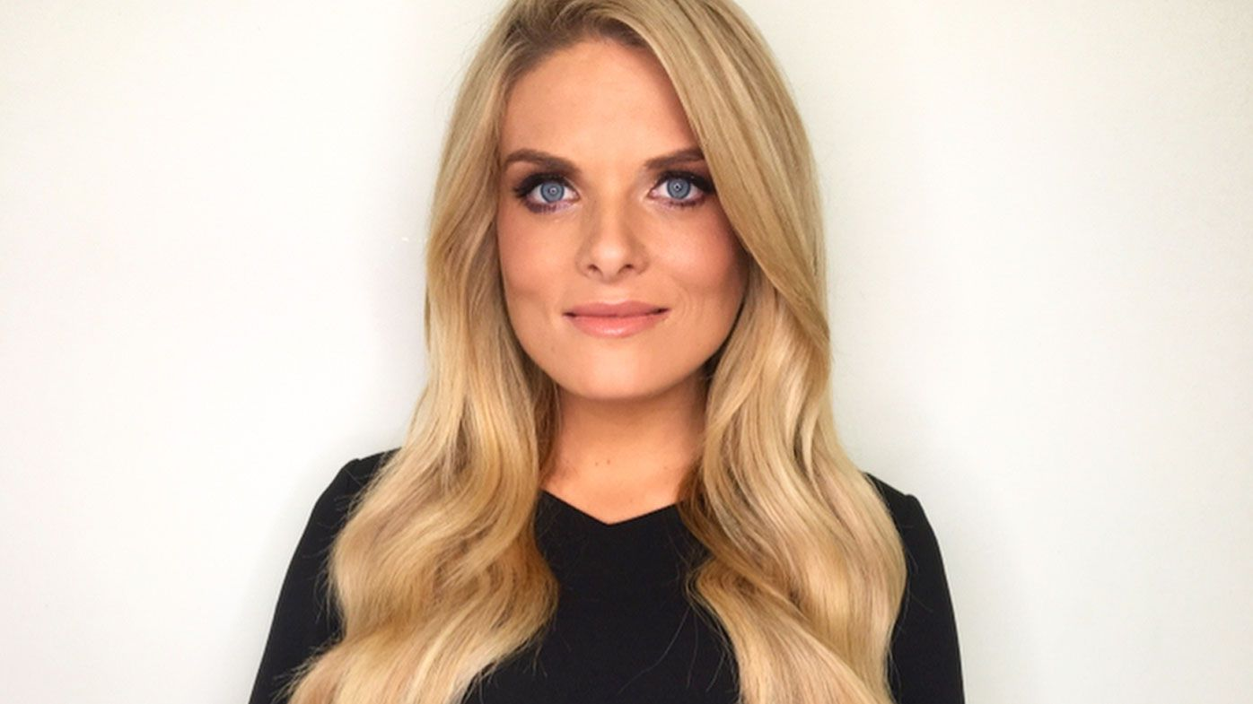 Erin Molan of the Footy Show
