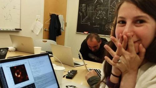 Meet Katie Bouman, the woman behind first black hole photo