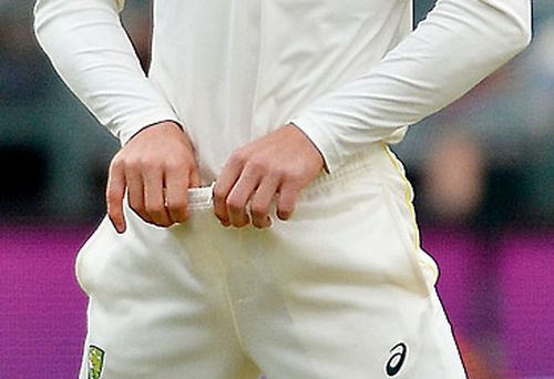 Cameron Bancroft was exposed ball-tampering. (Getty)