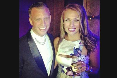 @maddiecogar: '#bbau finale after-party @officialbbau9.'