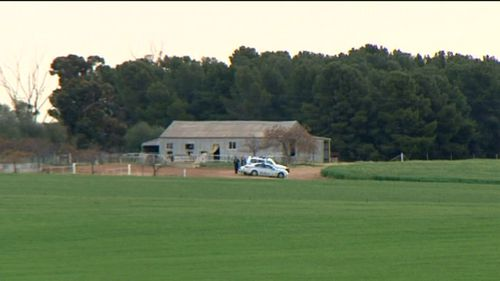 The bodies may have lain undiscovered for hours before being found on Tuesday afternoon.
