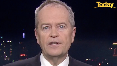 Bill Shorten has lashed the police crackdown saying it's understandable residents are feeling 'double standards'.