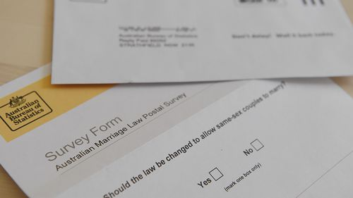Australians were warned early on that putting extra items in their envelope may invalidate their vote. (AAP)