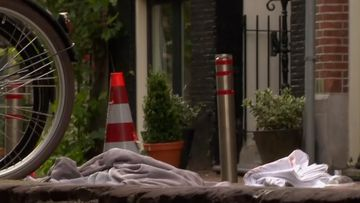 Peter R de Vries was taken to hospital in a serious condition after being gunned down in Amsterdam.