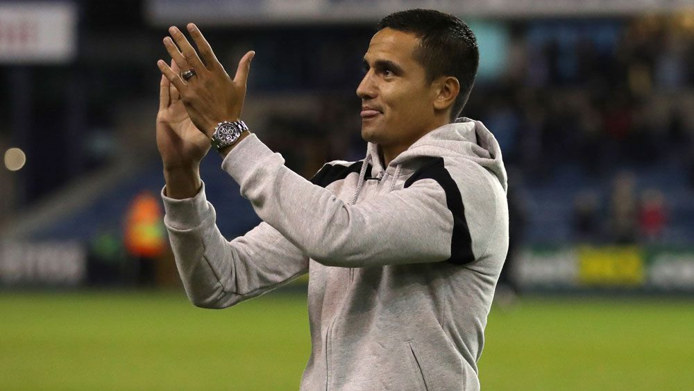 Tim Cahill scores in Millwall colours for under-23s team against Coventry City