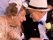 Elderly couple wed at NSW aged care home