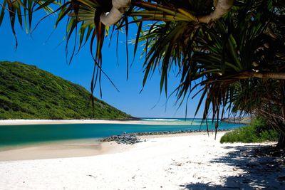 <strong>Tallebudgera Beach, Queensland</strong>