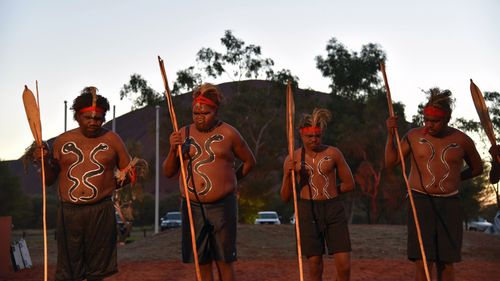 The Government Will Promise A Referendum On Indigenous Constitutional Recognition