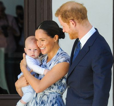 The royal tour of southern Africa - September 2019