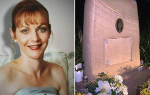 Memorial for murder victim Allison Baden-Clay vandalised