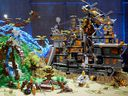 LEGO Masters 2021 Season 3 Grand Finale Build Free Build Scott and Owen