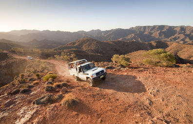 4WD Flinders Ranges and outback adventure