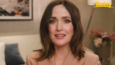 Rose Byrne told Brooke she loved how multi-dimensional Sheila was.