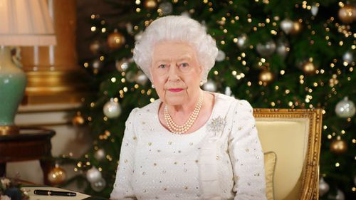 Queen Elizabeth II used her annual message to reflect on the shocking acts of terrorism seen in the United Kingdom this past year. (Supplied)
