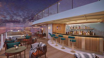 Seabourn Venture: Sky Bar