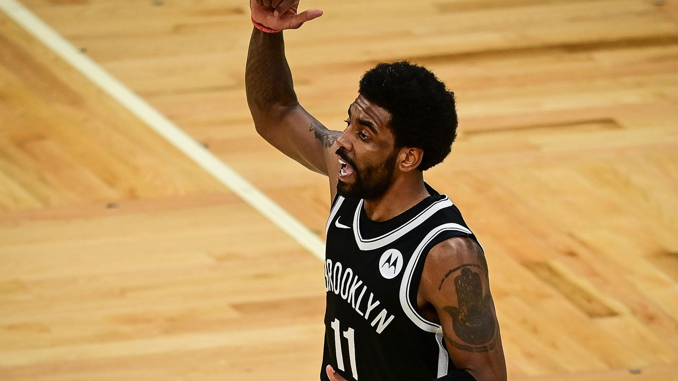Kyrie Irving: Refusal to get vaccinated against COVID-19 about 'what's best for me'