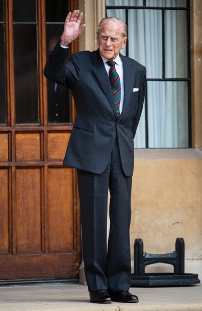 The Duke of Edinburgh has been Colonel-in-Chief of The Rifles since its formation in 2007.