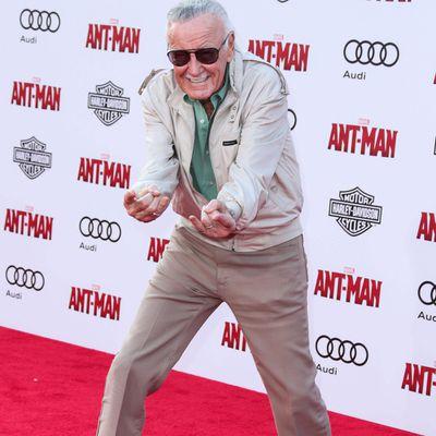 4. Stan Lee