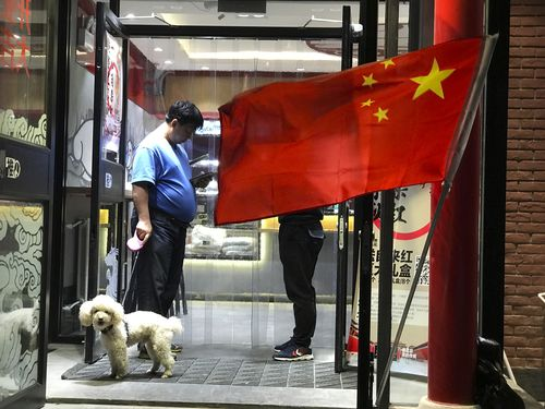 The city of Wenshan in China has banned dog walking in daylight and also heavily restricted locations they are allowed to go.