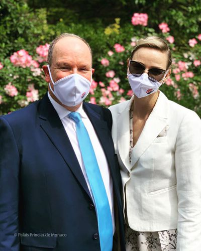 Prince Albert and Princess Charlene, Monaco