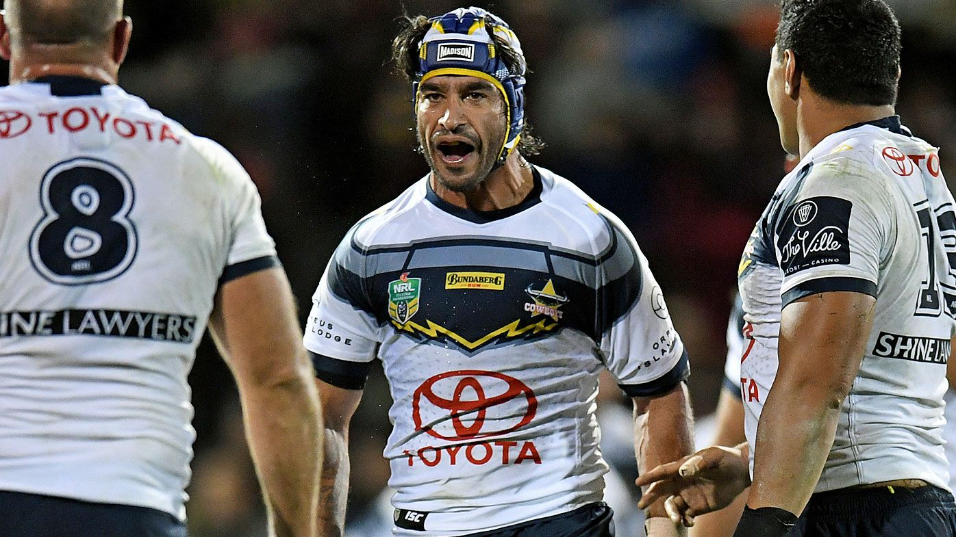 NRL preview: North Queensland Cowboys vs Melbourne Storm - Round 12