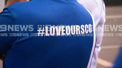 Maintenance workers said they received an upsetting letter from the SCG Trust.
