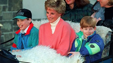 Prince Harry is the royal who has changed the most in the past decade - dealing with Diana's death
