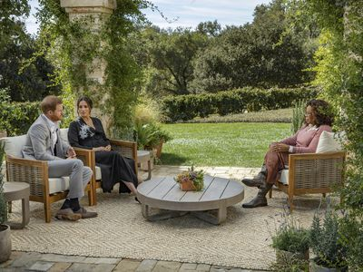 Harry and Meghan's Oprah interview, March