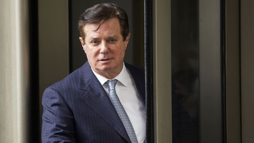 Paul Manafort will spend 47 months in prison.