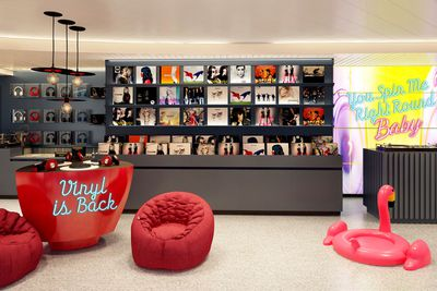 Virgin Voyages has unveiled its new music spaces onboard the Scarlet Lady