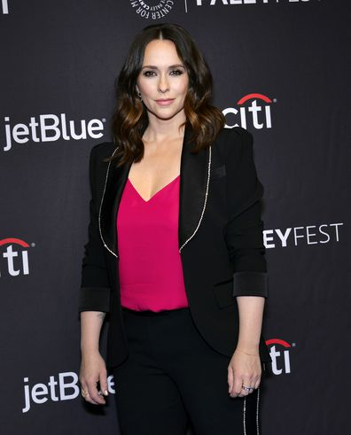 """Jennifer Love Hewitt attends the Paley Center For Media's 2019 PaleyFest LA - """"9-1-1"""" at Dolby Theatre on March 17, 2019 in Hollywood, California."""