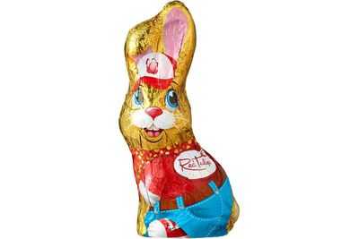 Red Tulip Giant Sitting Bunny 170g: 73 minutes of fast swimming