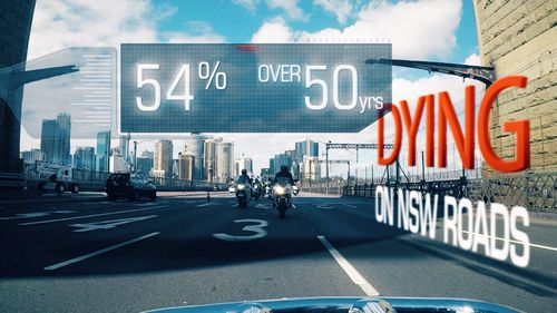 Fatalities are going up for older motorcycle riders.