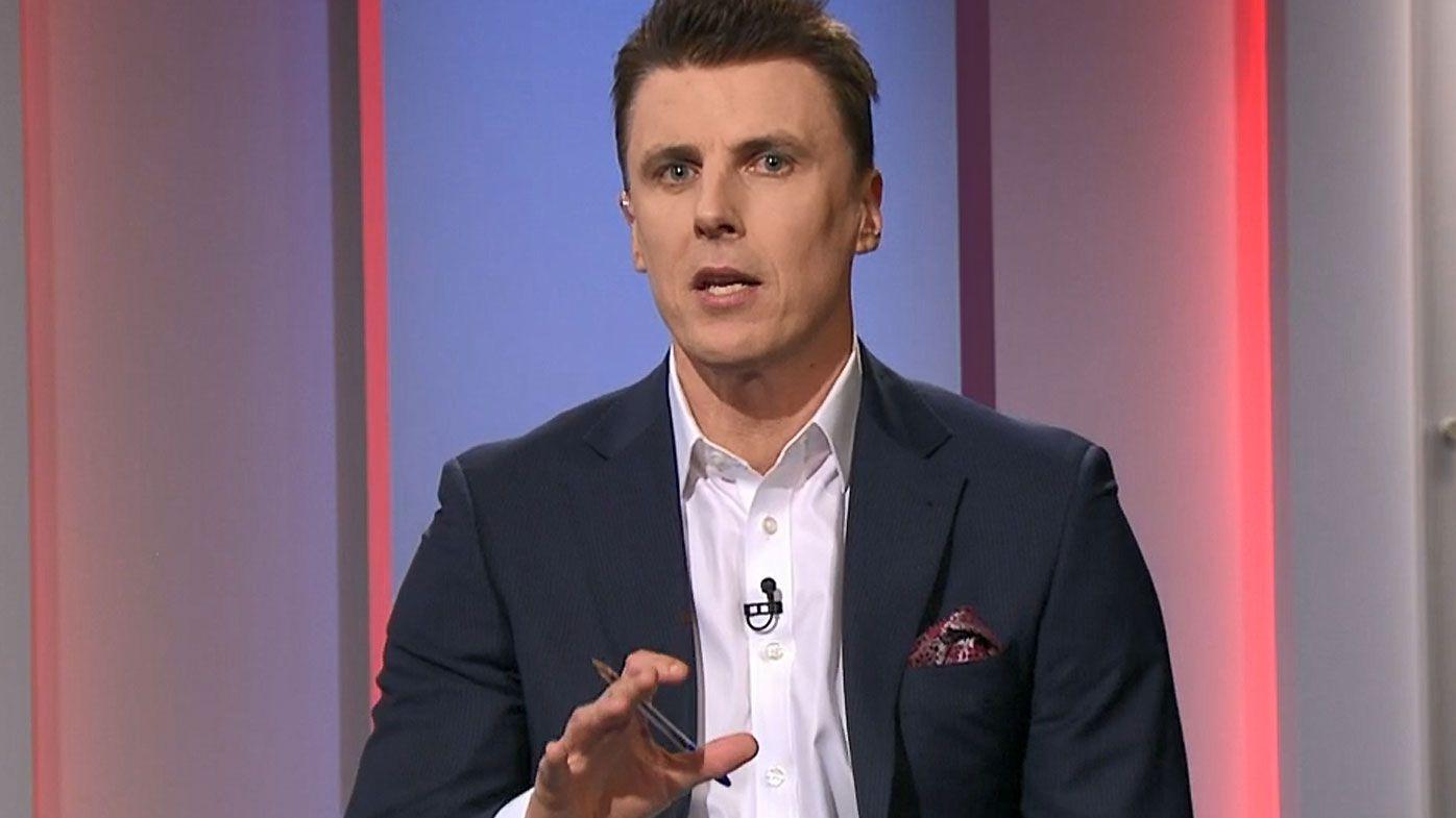 Matthew Lloyd says AFL media, not fans behind agenda to permanently shorten games