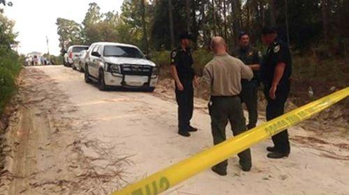 Six children among eight shot dead at US home