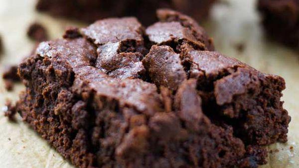 Kara Conroy's ultimate super-choc brownies