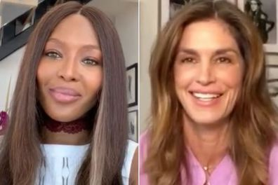 Naomi Campbell shared her memories with Cindy Crawford on her YouTube channel 'No Filter'.