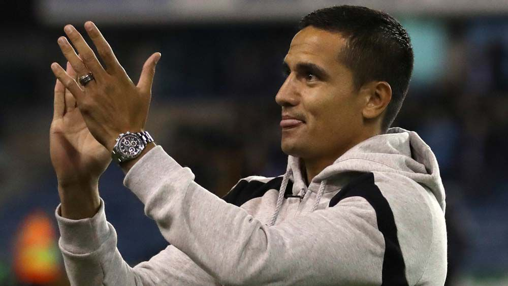 Tim Cahill sets unique challenge for 'last 30 games of his career'