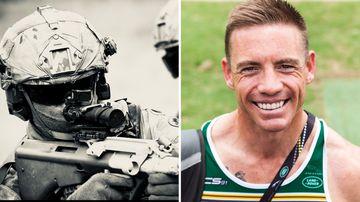 Invictus Games changed 'broken, never beaten' Aussie Veteran's life