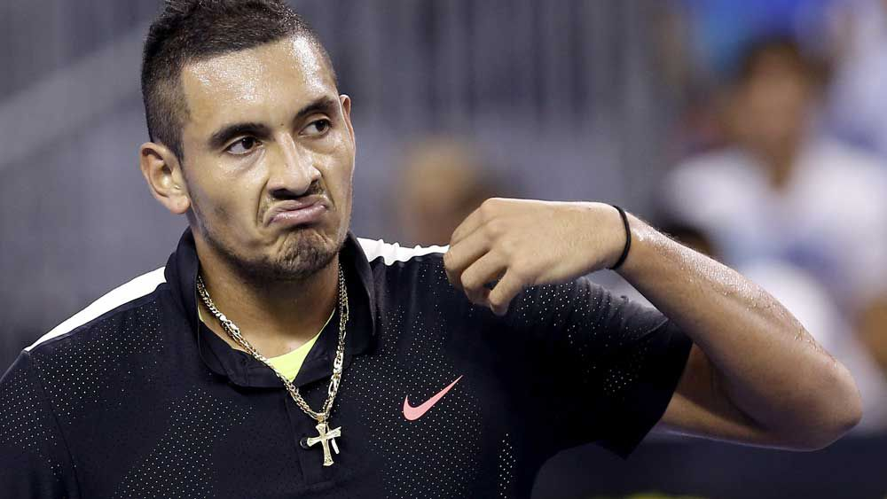 Kyrgios not to change much in 2016