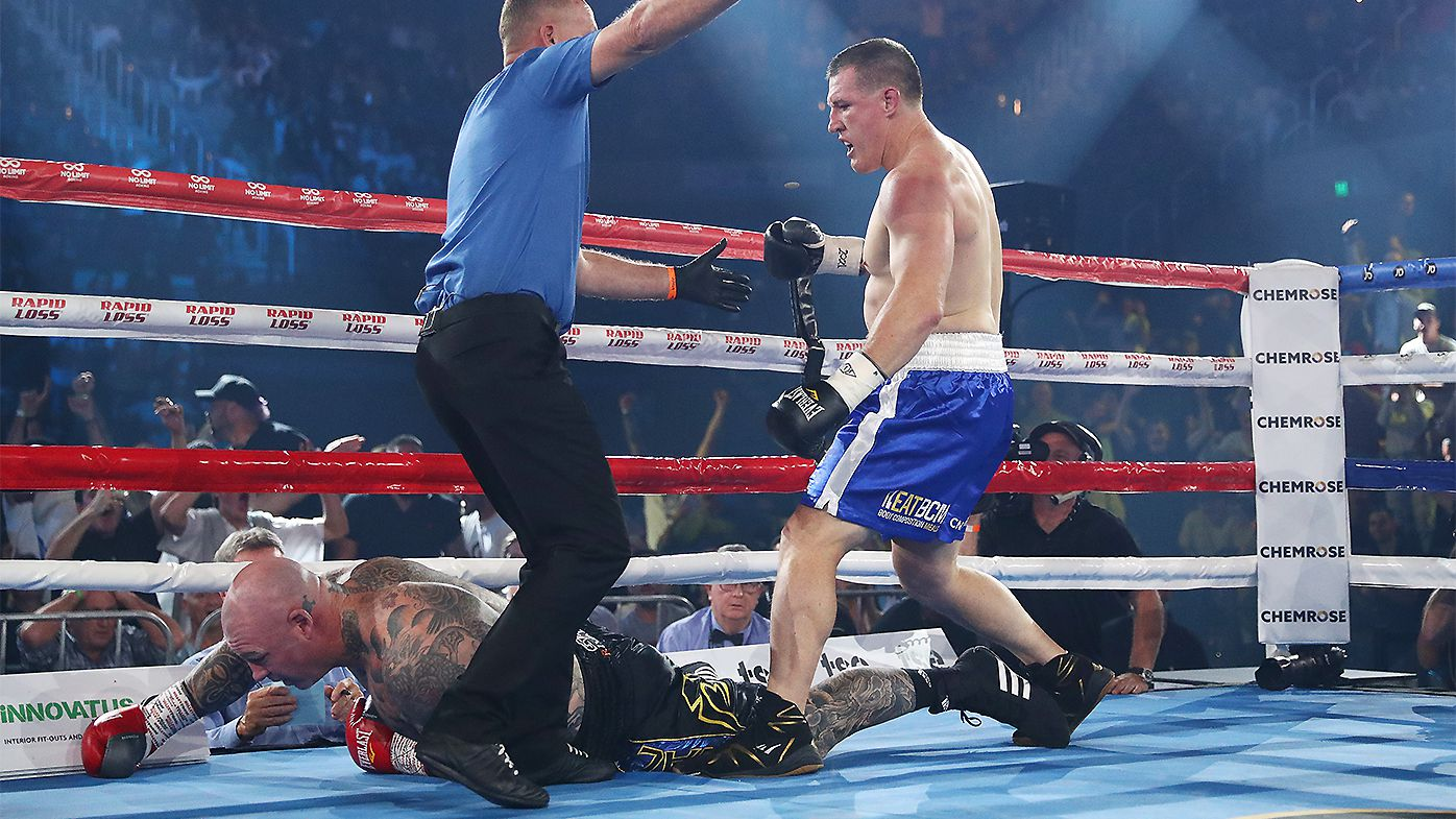 'Consider never venturing into a ring again': Lucas Brown savaged after dismal round one loss to Paul Gallen – Wide World of Sports