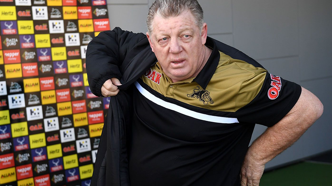 Exiting Penrith Panthers GM Phil Gould opens up about his relationship with coach Ivan Cleary