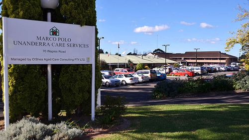 Marco Polo Aged Care Services in Unanderra.
