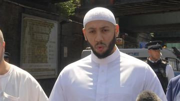 9RAW: Finsbury imam describes how he prevented harm to terror suspect