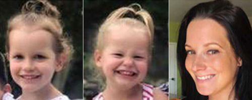 Images provided by The Colorado Bureau of Investigation shows, from left, Bella Watts, Celeste Watts and Shanann Watts.