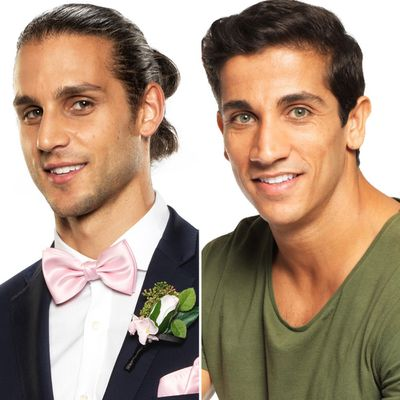 Michael and Firass Dirani