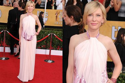 SAG Best Actress winner for Blue Jasmine