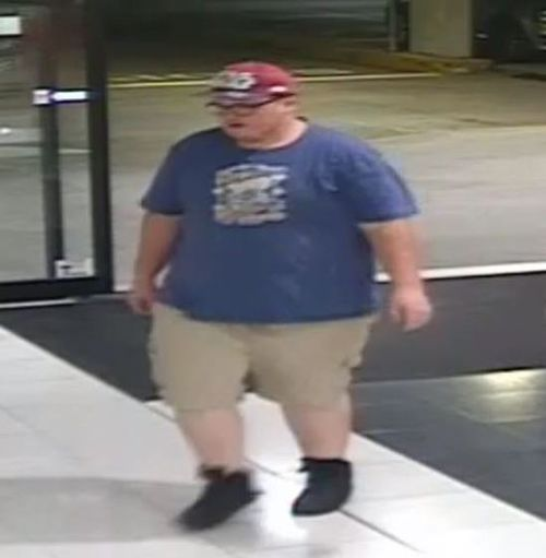 Police wish to speak with this man. (Queensland Police)