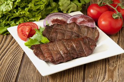 <strong>10. Beef liver</strong>