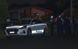 Man shot dead in his western Sydney home